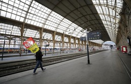 Giao thông công cộng tại Pháp tiếp tục ngưng trệ do đình công