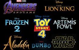 Disney đạt doanh thu khủng 10 tỷ USD trong năm 2019