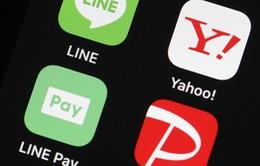 Line ra mắt dịch vụ chuyển tiền vào tài khoản ngân hàng qua điện thoại