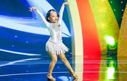 Ốc Thanh Vân xúc động khi chứng kiến vũ công nhí Thảo Vy bị mẹ đánh và ép học vũ đạo