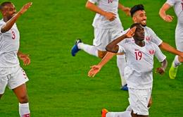 Sao Qatar lập kỷ lục ghi bàn ở Asian Cup ngày đăng quang
