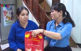 Bình Định: Gần 6.000 suất quà chăm lo Tết cho công nhân nghèo
