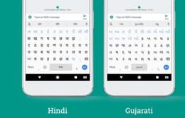 Ứng dụng bàn phím ảo Gboard hỗ trợ thêm nhiều ngôn ngữ mới