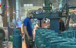 Giá gas tháng 2 tại khu vực phía Nam sẽ tăng 1.000 đồng