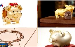 Thương hiệu thời trang xa xỉ sử dụng hình tượng con lợn để hút khách Á Đông