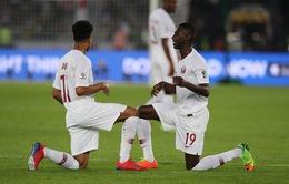 VIDEO: Almoez Ali ghi bàn vào lưới ĐT Nhật Bản, lập kỷ lục Asian Cup