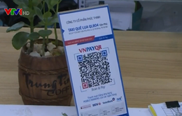 Tăng thanh toán không dùng tiền mặt nhờ mã QR