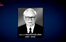 Tóm tắt tiểu sử đồng chí Nguyễn Đức Bình
