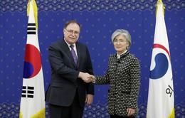 Mỹ - Hàn Quốc ký thỏa thuận chia sẻ chi phí quân sự