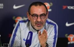 """Chưa bị Chelsea sa thải, HLV Sarri đã được """"đặt gạch"""""""