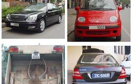 Biển số ô tô và quan niệm xấu đẹp của người Việt
