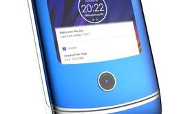 """Được """"hồi sinh"""", đẹp ngỡ ngàng huyền thoại Motorola RAZR 2019"""