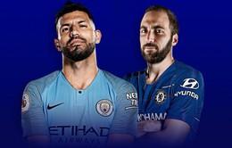 Man City - Chelsea: Đại chiến trên sân Etihad (23h00 ngày 10/2)