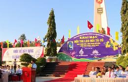 Sôi nổi Hội thi leo núi Tà Cú, Bình Thuận