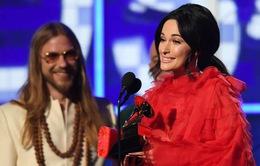 Lễ trao giải Grammy 2019: Ca sĩ đồng quê Kacey Musgraves nhận giải Album của năm