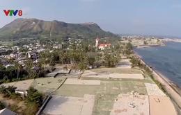 Độc đáo di sản địa chất ở đảo Lý Sơn