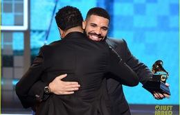 Rapper Drake: Không phải có máy hát mới là người chiến thắng Grammy
