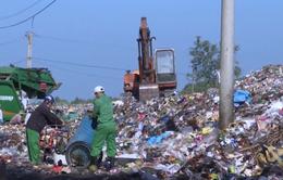 Cà Mau: Nhà máy xử lý rác hoạt động trở lại