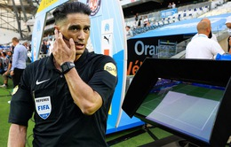 VAR chính thức được áp dụng ở Champions League từ vòng 1/8
