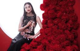 Hoa hậu Phương Khánh khoe vẻ đẹp đậm chất Á Đông trong bộ ảnh mới