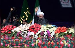 Iran tăng cường sức mạnh quân sự