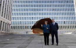 Trụ sở mới của cơ quan tình báo Đức gây tranh cãi
