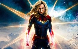 """Sửng sốt với cách hãng hàng không Mỹ chào đón nữ chính """"Captain Marvel"""""""