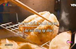 Thưởng thức bánh gối Nam Định ngon khó cưỡng