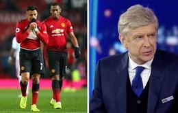 HLV Wenger đã dự báo trước thất bại của Man Utd