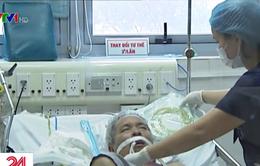 Nhiều trường hợp mắc cúm nặng phải nhập viện