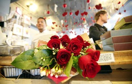 Chi tiêu cho dịp lễ Valentine tại Mỹ tăng cao kỷ lục, hơn 20 tỷ USD