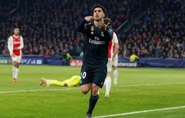 Vòng 1/8 Champions League: Thắng nghẹt thở trên sân khách, Real Madrid giành lợi thế lớn trước trận lượt