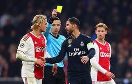 Thừa nhận tẩy thẻ, Ramos đối mặt với án phạt nặng từ UEFA