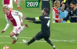 Ramos thừa nhận hành vi tẩy thẻ trong trận gặp Ajax Amsterdam