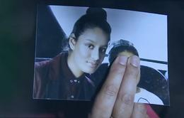 Bỏ nhà để gia nhập IS, nữ sinh Anh muốn trở về