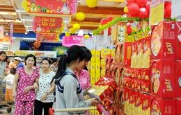 Doanh thu bán lẻ tháng Tết tại TP.HCM và Hà Nội đều tăng