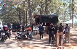 Chấn chỉnh hoạt động kinh doanh du lịch tại Núi Bà, Đà Lạt