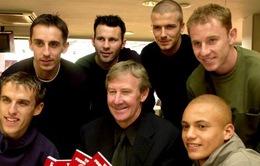 """Huyền thoại """"ươm mầm"""" cho thế hệ Man Utd 1992 qua đời ở tuổi 81"""