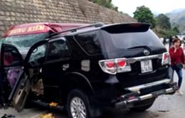 Liên tiếp hai vụ tai nạn nghiêm trọng trên cao tốc Nội Bài - Lào Cai