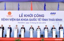 Khởi công xây dựng Bệnh viện quốc tế Thái Bình