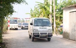 Hải Phòng: Người dân bất an vì xe ô tô né trạm thu phí chạy vào đường làng