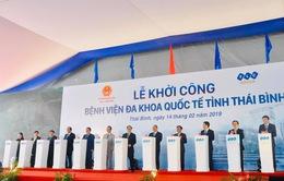 Khởi công xây dựng bệnh viện lớn nhất tỉnh Thái Bình