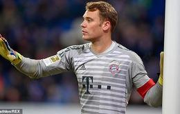Manuel Neuer sẵn sàng trở lại thi đấu