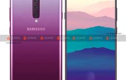 """Lộ diện hình ảnh Samsung Galaxy A90 với camera """"trượt ẩn"""" độc đáo"""