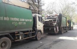 Sẽ xử lý nghiêm xe chở rác gây rơi vãi, rò rỉ nước
