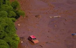 Brazil bắt thêm 8 người liên quan vụ vỡ đập