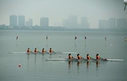 Lễ hội đua thuyền rồng Hà Nội