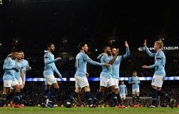 Man City có tài trợ hơn nửa tỷ bảng, cao thứ nhì lịch sử Premier League