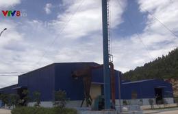 Quảng Ngãi: Loạt sai phạm tại dự án Nhà máy rác Đức Phổ