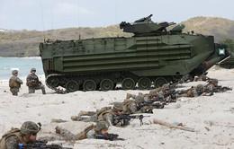 Mỹ, Thái Lan, Hàn Quốc tập trận đổ bộ